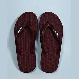 Matrix Brown slippers