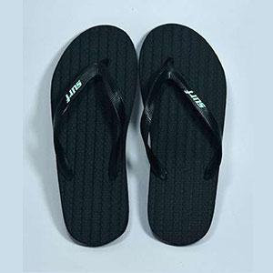 Matrix_Black slippers men