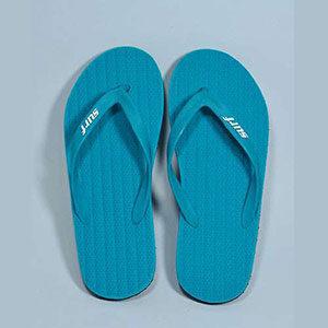 matrix green flip flop