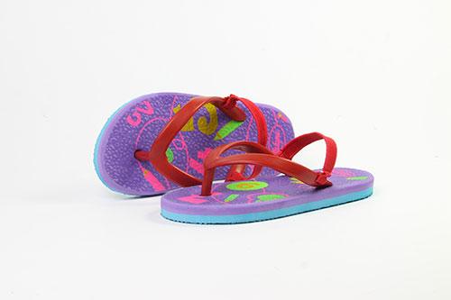 kids slippers with loop
